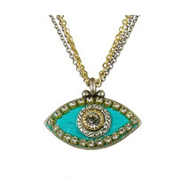 Michal Golan Eye Necklace