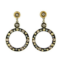 Michal Golan Starry Night Earrings