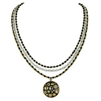 Michal Golan Starry Night Necklace N2089