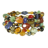 Michal Golan Earthly Flower Bracelet