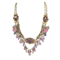 Michal Golan Pretty In Pink Necklace