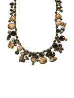 **SPECIAL ORDER**Sorrelli City Neutral Crystal Necklace NAX8AGCN