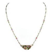 Michal Golan Pearl Blossom Pendant N1536