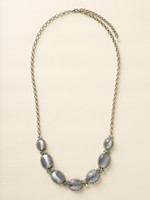 SEASIDE CRYSTAL NECKLACE  BY SORRELLI~NCY1ASSEA