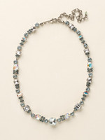 SEASIDE CRYSTAL NECKLACE  BY SORRELLI~NCD2ASSEA