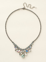 SEASIDE CRYSTAL NECKLACE  BY SORRELLI~NCY10ASSEA