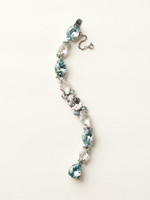 SEASIDE CRYSTAL BRACELET BY SORRELLI~BCY10ASSEA
