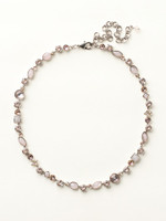 Sorrelli Satin Blush Crystal  Necklace~ NAQ3ASSBL