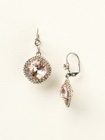 **SPECIAL ORDER** Sorrelli Satin Blush Crystal  Earrings~ ECB20ASSBL