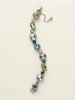 Sorrelli Sea Glass Crystal Bracelet~BBX10ASSGL