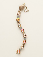 Sorrelli Desert Sun Crystal Bracelet~BCM16AGDS