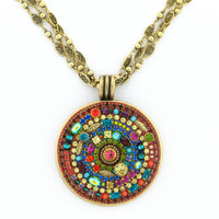 MICHAL GOLAN MULTI BRIGHT PENDANT~N2771