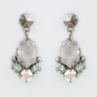 Sorrelli Seaside Crystal Earrings~  EBY42BGCCO