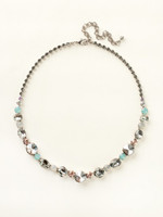 CRYSTAL MOSS NECKLACE BY SORRELLI~NCP38ASCRM