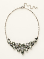 **SPECIAL ORDER**MIDNIGHT MOON crystal necklace by Sorrelli~NCP3ASMMO