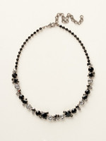 **SPECIAL ORDER**  MIDNIGHT MOON  CRYSTAL NECKLACE  BY SORRELLI~NCF6ASMMO