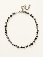 **SPECIAL ORDER**  MIDNIGHT MOON  CRYSTAL NECKLACE  BY SORRELLI~NAQ3ASMMO