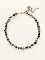 **SPECIAL ORDER**  MIDNIGHT MOON  CRYSTAL NECKLACE  BY SORRELLI~NBE2ASMMO