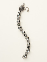 **SPECIAL ORDER**  MIDNIGHT MOON  CRYSTAL BRACELET BY SORRELLI~BCM16ASMMO