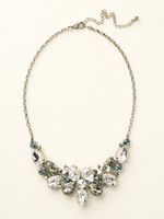 Crystal Rock Necklace by Sorrelli~NCP3ASCRO