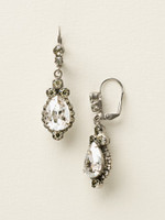 **SPECIAL ORDER**Crystal Rock Earrings by Sorrelli~ECM19ASCRO