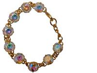 Soft Silhouettes ~ Crystal Bracelet by Sorrelli~BCY56BGCAB