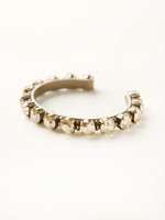**SPECIAL ORDER**Sorrelli Sand Dune Crystal Cuff~BCL23AGDCH