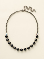 **SPECIAL ORDER**EVENING MOON CRYSTAL NECKLACE BY SORRELLI~NCU19ASEM