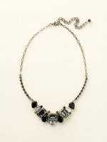 **SPECIAL ORDER**EVENING MOON CRYSTAL NECKLACE BY SORRELLI~NCT13ASEM