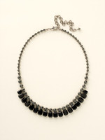 **SPECIAL ORDER**EVENING MOON CRYSTAL NECKLACE BY SORRELLI~NCW7ASEM