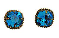 Sorrelli Blue Topaz Earrings~EBX10ASBLU