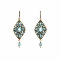 Michal Golan Atlantis Collection - Diamond Drop Earrings ~ S7837