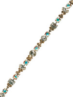 **SPECIAL ORDER**NEUTRAL TERRITORY CRYSTAL BRACELET BY SORRELLI~BCD2AGNT
