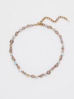 NEUTRAL TERRITORY CRYSTAL NECKLACE BY SORRELLI~NAQ3AGNT
