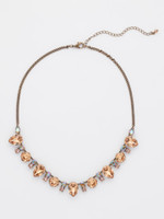 **SPECIAL ORDER**  NEUTRAL TERRITORY CRYSTAL NECKLACE BY SORRELLI~NCW27AGNT