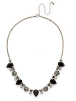 **SPECIAL ORDER**MIDNIGHT MOON crystal necklace by Sorrelli~NCW27ASMMO