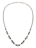 **SPECIAL ORDER**MIDNIGHT MOON crystal necklace by Sorrelli~NCR19ASMMO