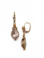 **SPECIAL ORDER**SORRELLI~APRICOT AGATE Crystal Earrings~ECM19AGAP