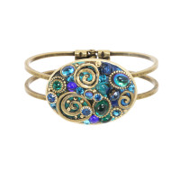 Michal Golan Emerald Collection Bracelet~SB581