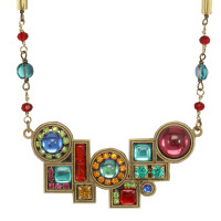 MICHAL GOLAN MULTI BRIGHT NECKLACE~N3877