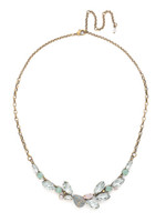 **SPECIAL ORDER**SORRELLI~WASHED PASTEL Crystal Necklace~NDH113AGWP