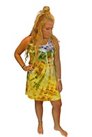 Ice Tye Dye Tank Dress by Martha~Sunset