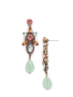 **SPECIAL ORDER**Sorrelli Rustic Bloom Crystal Earrings~EDN98AGRB