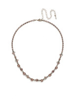 Sorrelli Crystal Rose Necklace~NDM42ASCRR