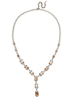 Sorrelli Mirage Crystal Necklace~NDK63ASMIR