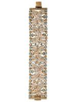 **SPECIAL ORDER**Sorrelli Aqua Bubbles Crystal Bracelet~ BBU33AGAQB