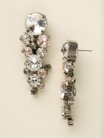 SORRELLI SNOW BUNNY CRYSTAL EARRINGS~ECW10ASSNB