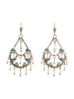 **SPECIAL ORDER**Sorrelli Smitten Crystal  Earrings~EBU46AGSMI