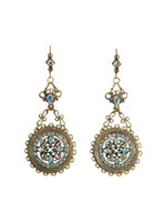 **SPECIAL ORDER**Sorrelli Smitten Crystal  Earrings~EBT20AGSMI