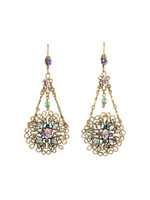 **SPECIAL ORDER**Sorrelli Smitten Crystal  Earrings~EBU26AGSMI